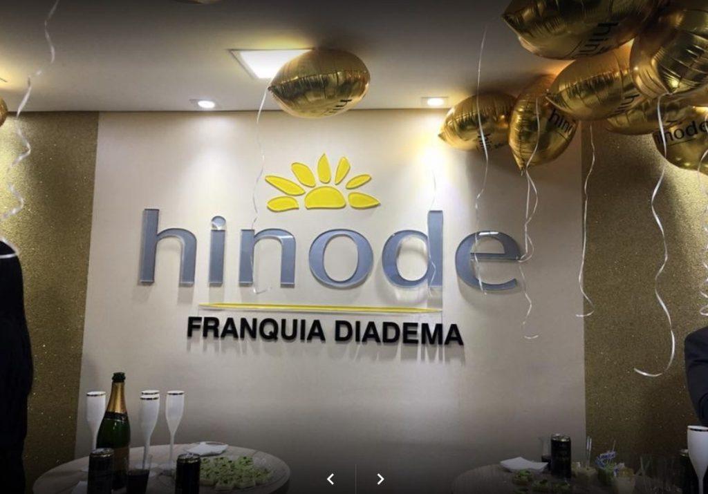 Hinode em Diadema