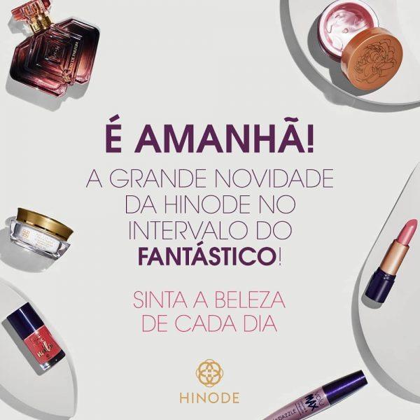 Hinode no Intervalo do Fantástico | Rede Globo